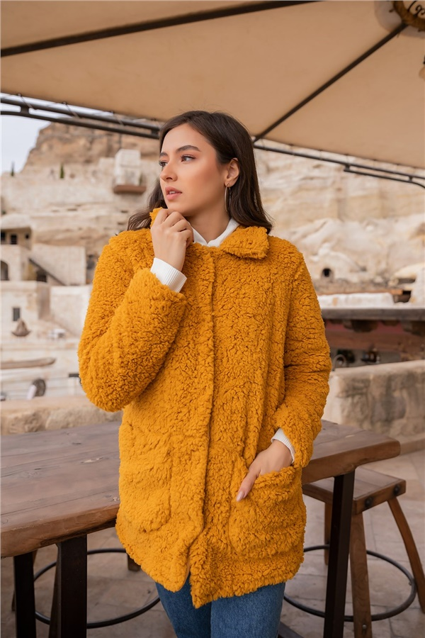 Mustard Coat & Topcoat
