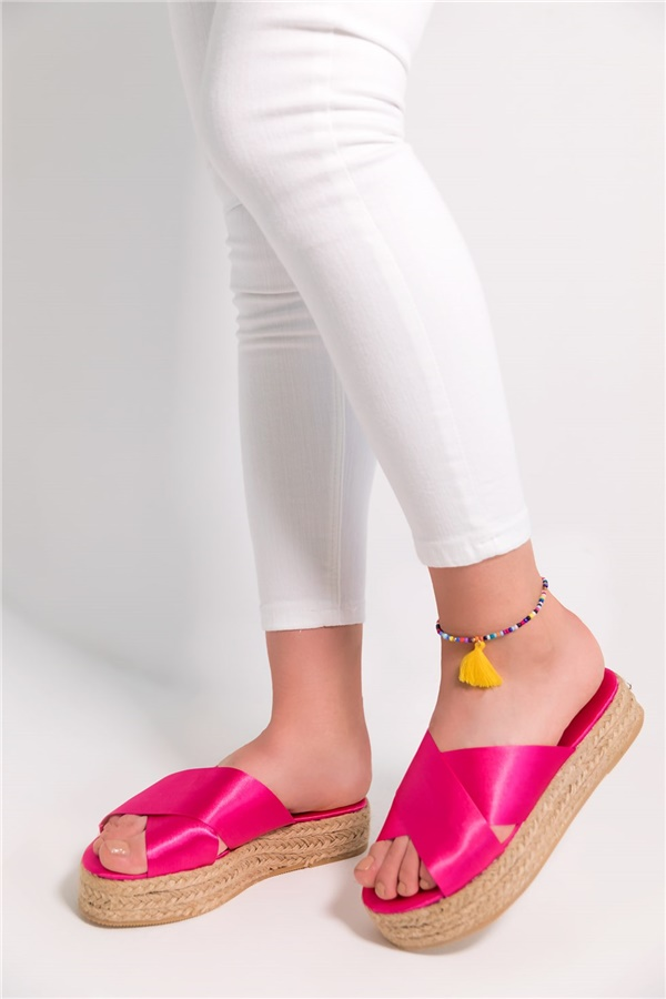 Fuchsia Slipper