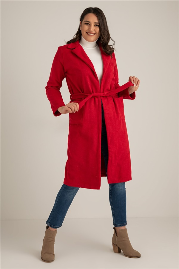 Red Coat & Topcoat